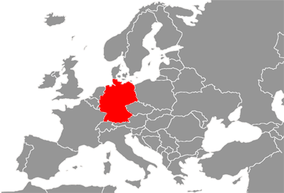 Alemania junto con los paises aliados inicia el cambio de hora